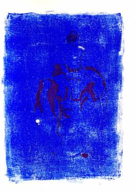 Titel Blau N° 2