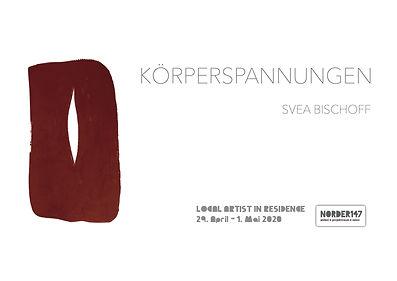 Körperspannungen Svea Bischoff NORDER147