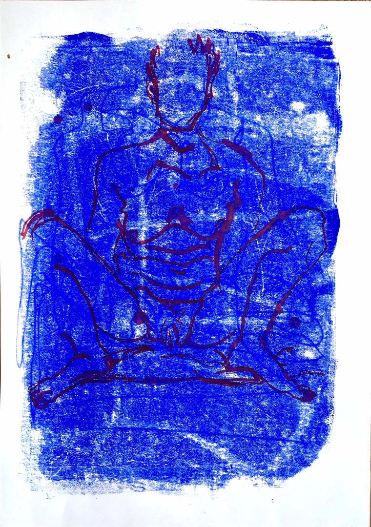 Titel Blau N° 3