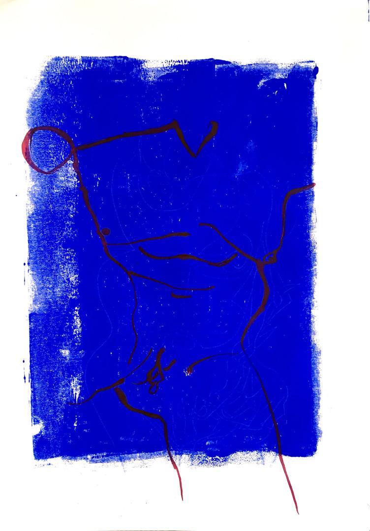Titel Blau N° 6