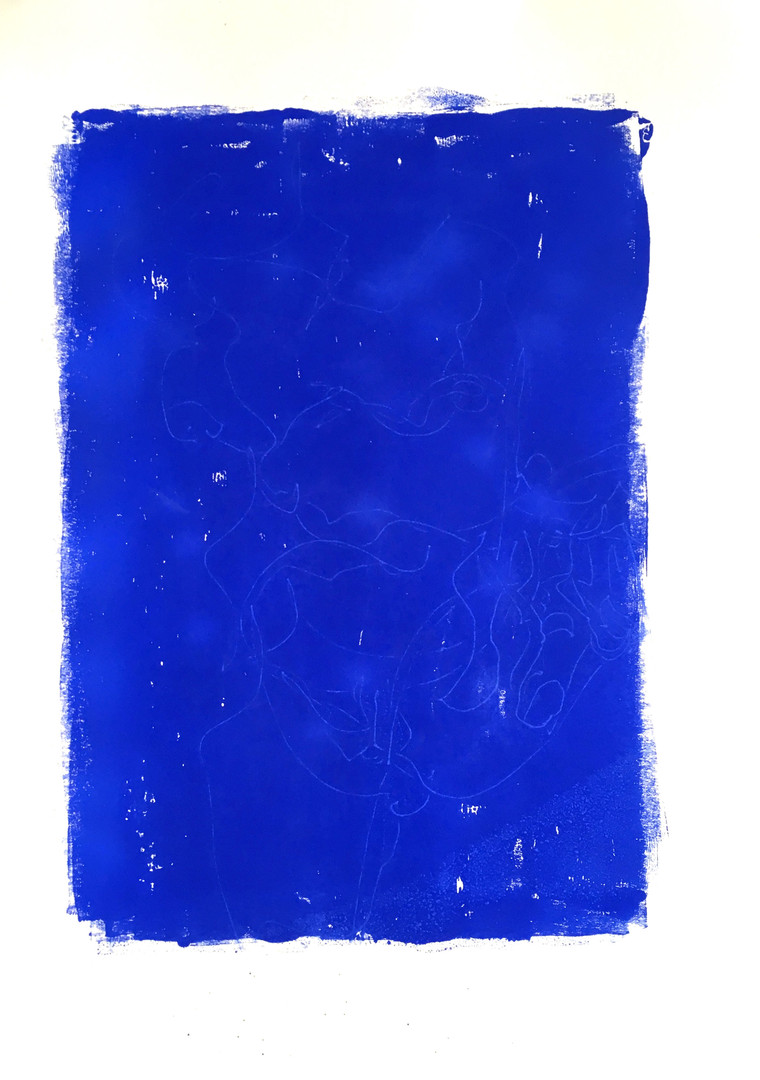 Titel Blau N° 4