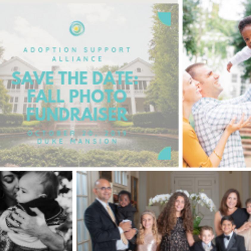 2019 Fall Photo Fundraiser