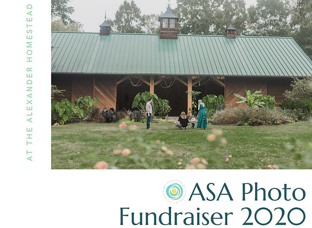 Images from ASA's 2020 Fall Photo Fundraiser