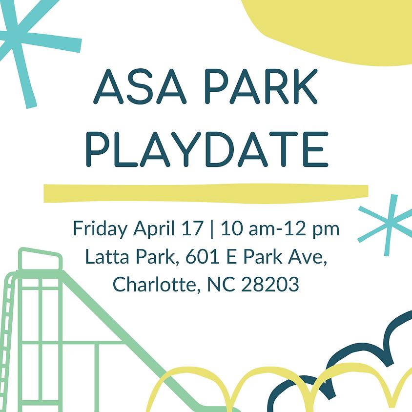 Park Play Date