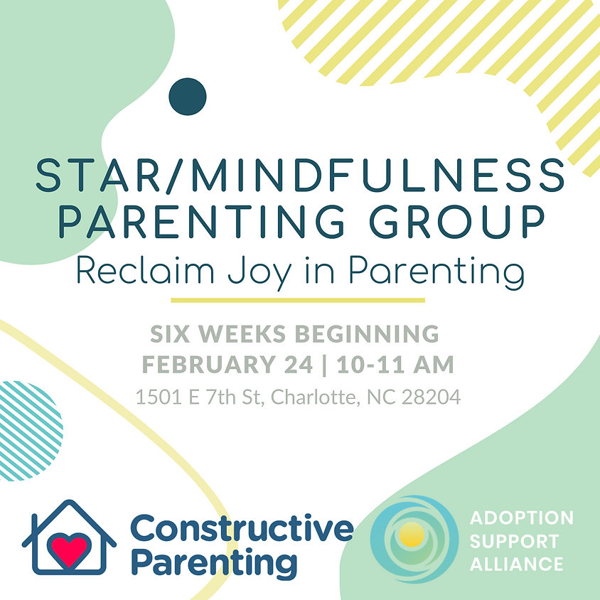 STAR/Mindfulness Parenting Group