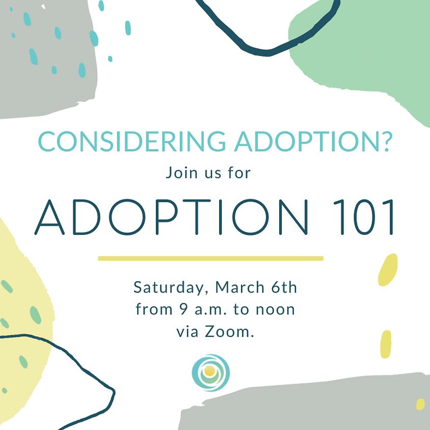 Adoption 101 March 2021