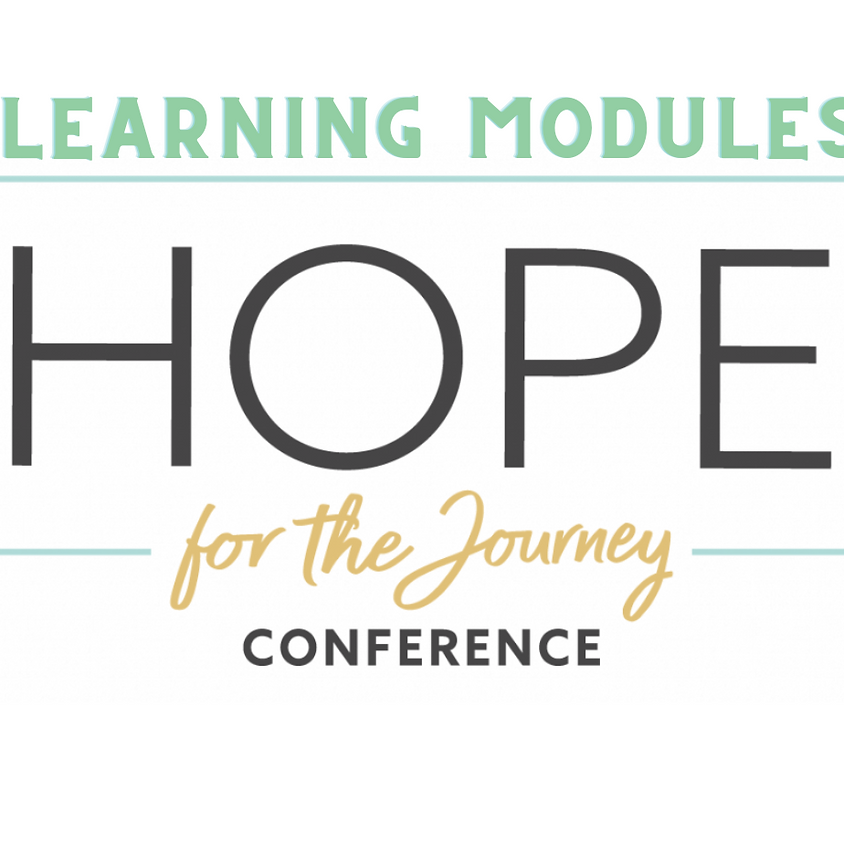 Hope for the Journey Conference