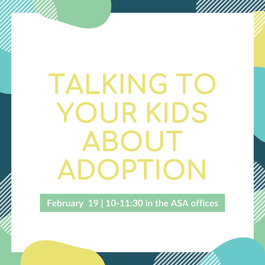 Talking to Your Kids About Adoption