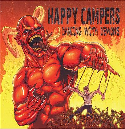 Dancing With Demons CD (2014)