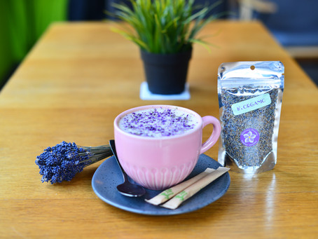 The Best Time to Drink Lavender Coffee