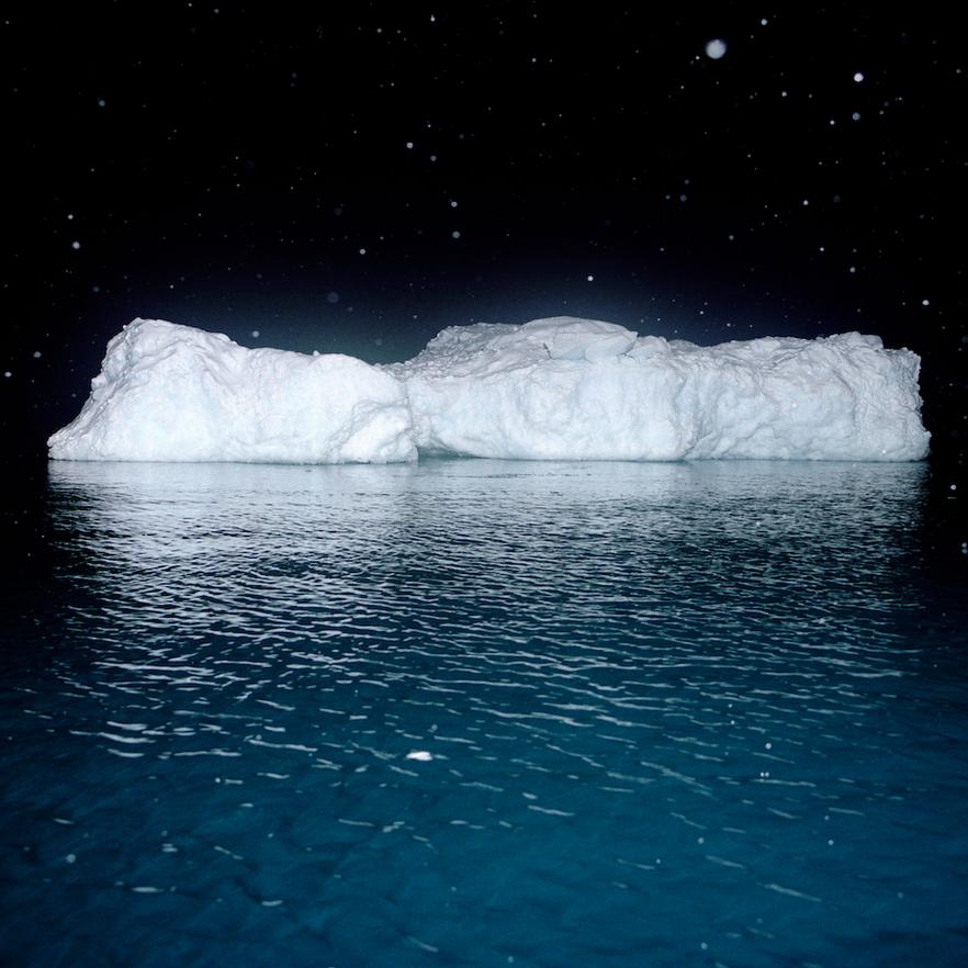 White Ice 2009 (c) Lydiat/Wainwright Studios