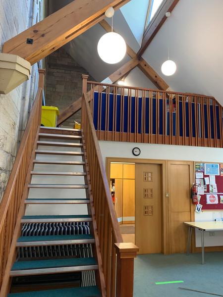 St Cuthbert's community room
