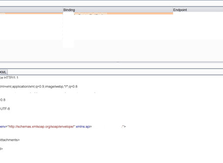 SOAP- Based Unauthenticated Out-of-Band XML External Entity (OOB-XXE) in a Help Desk Software