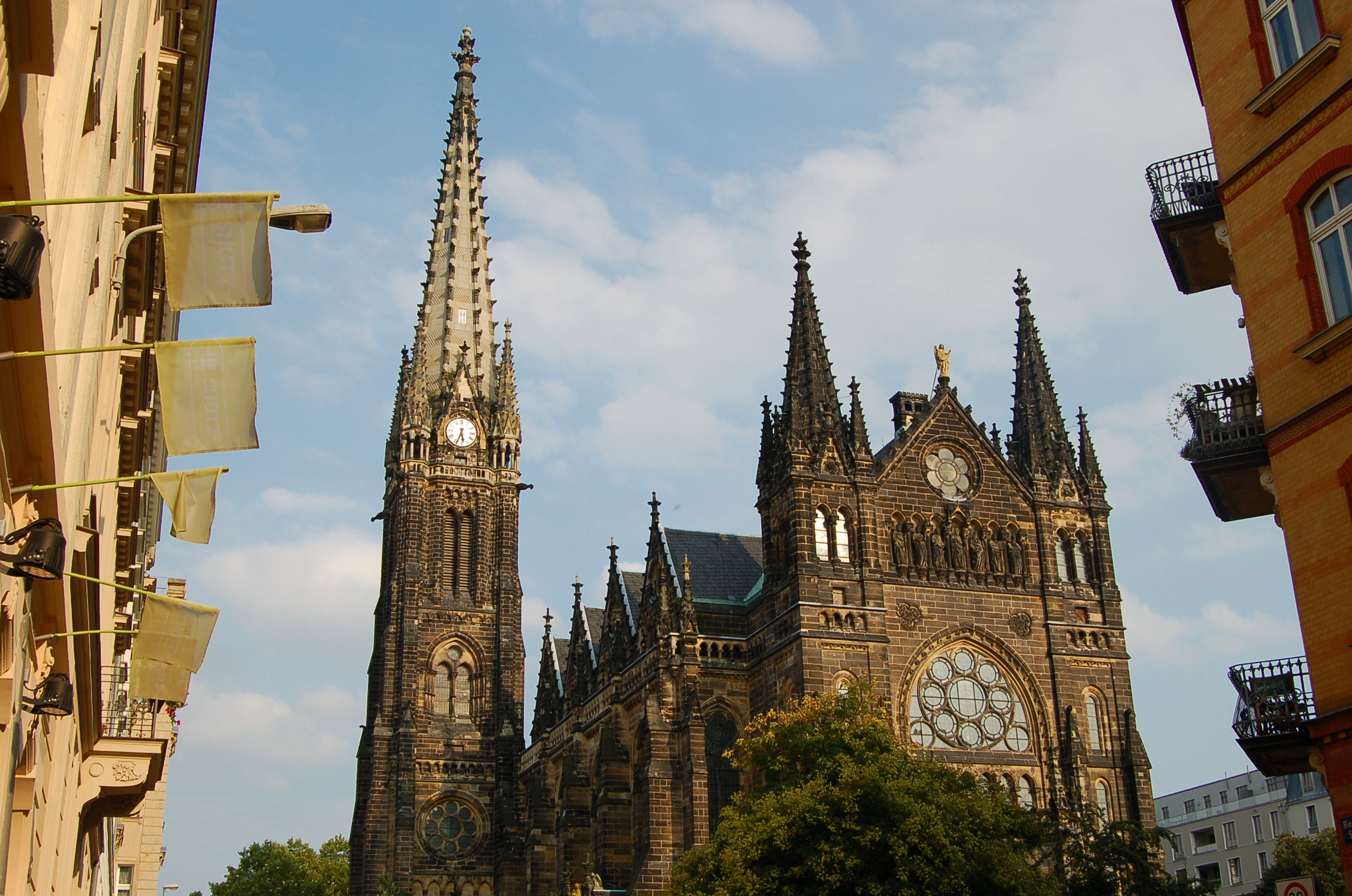 centro storico di Lipsia