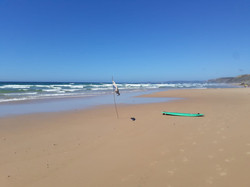 Praia da Bordeira - spiaggia infinita