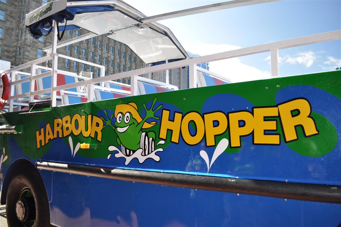 HARBOUR HOPPER