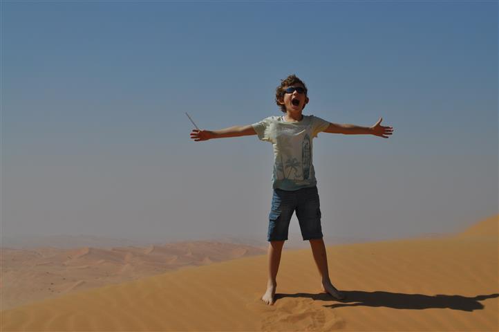 DESERTO DEL RUB-AL-KHALI (EMIRATI)