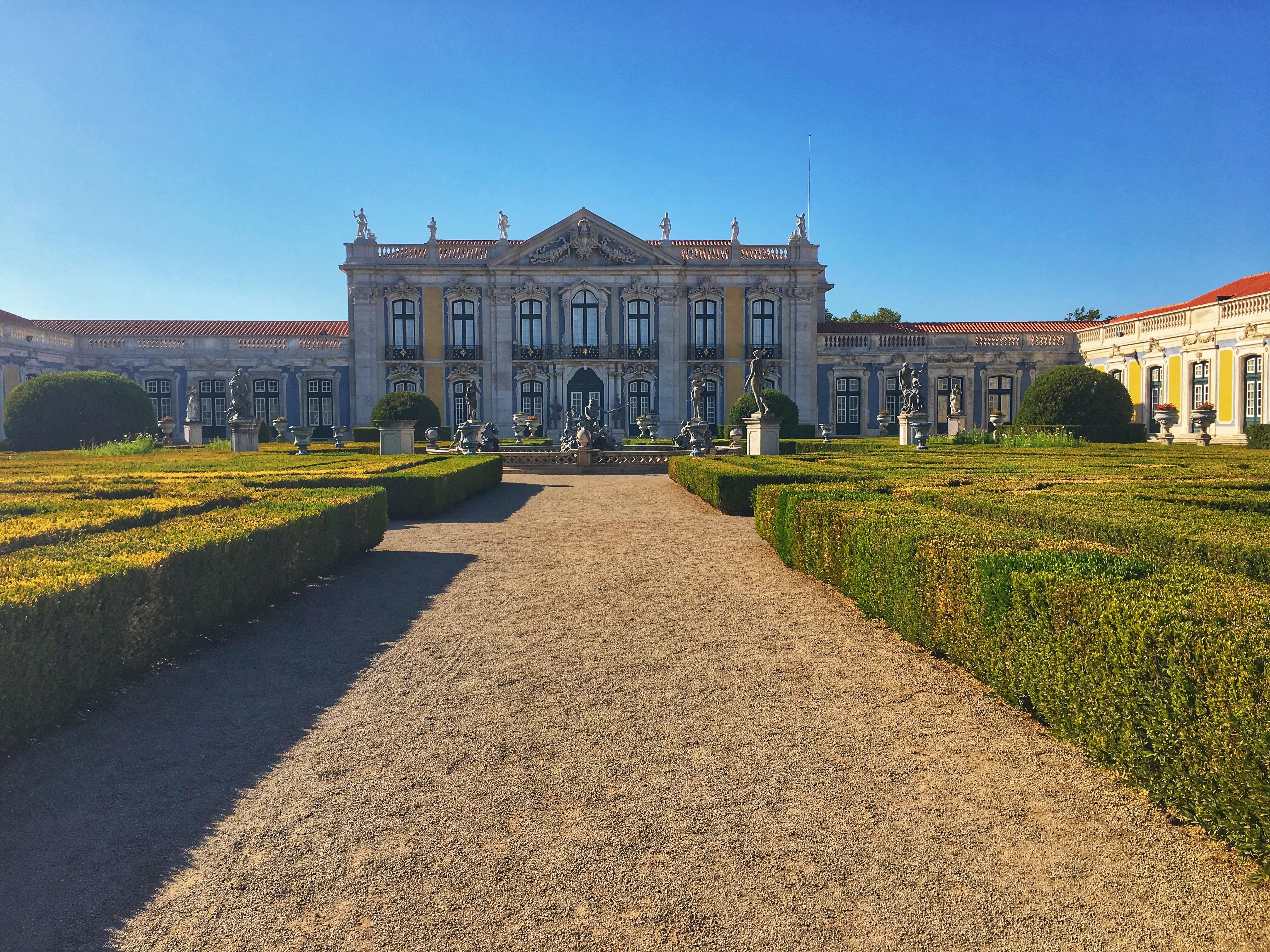 Palazzo di Queluz