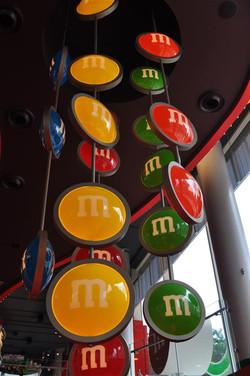 M&M'S WORLD