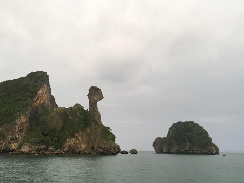 CHICKEN ISLAND AL TRAMONTO