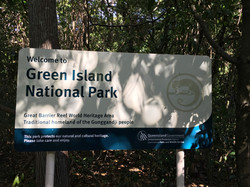 GREEN ISLAND NATIONAL PARK