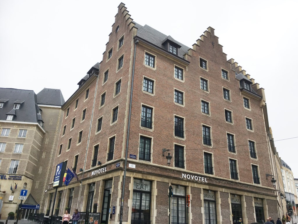 NOVOTEL OFF GRAND PLACE