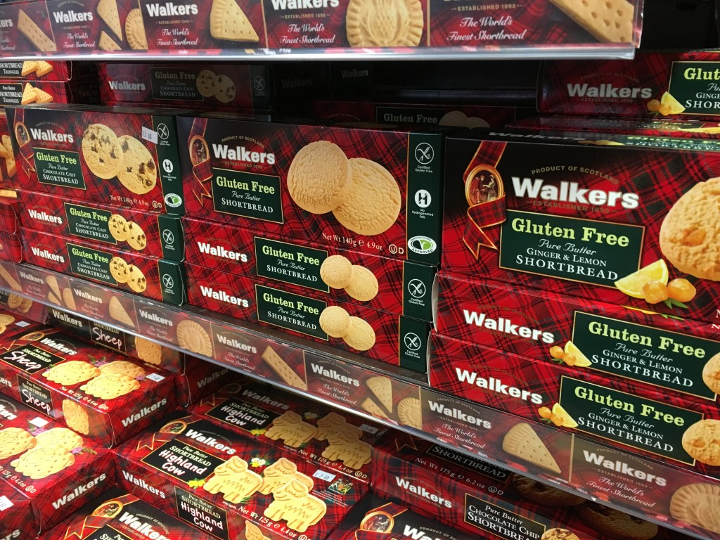SHORTBREAD WALKERS