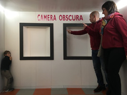 CAMERA OBSCURA & WORD OF ILLUSIONS