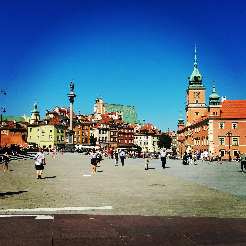 Piazza del Castello Reale