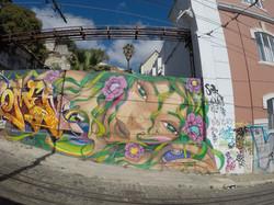 Murales a Lisbona