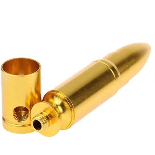 Bullet Design Tobacco Pipe