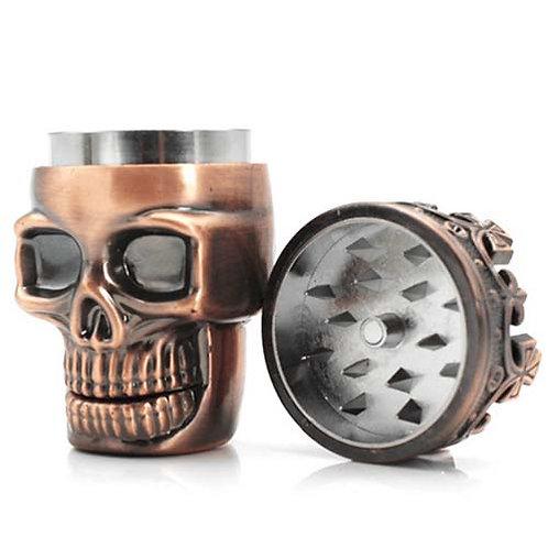 Bronze Skull Grinder
