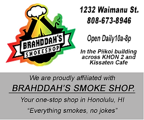Online Smoke Shop Hawaii