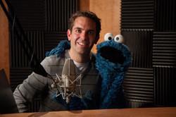 Xbox Cookie Monster PSA