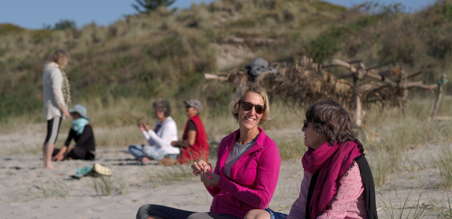 Yoga Women's Retreat & Nature Therapy with Vicky Kyan 2019