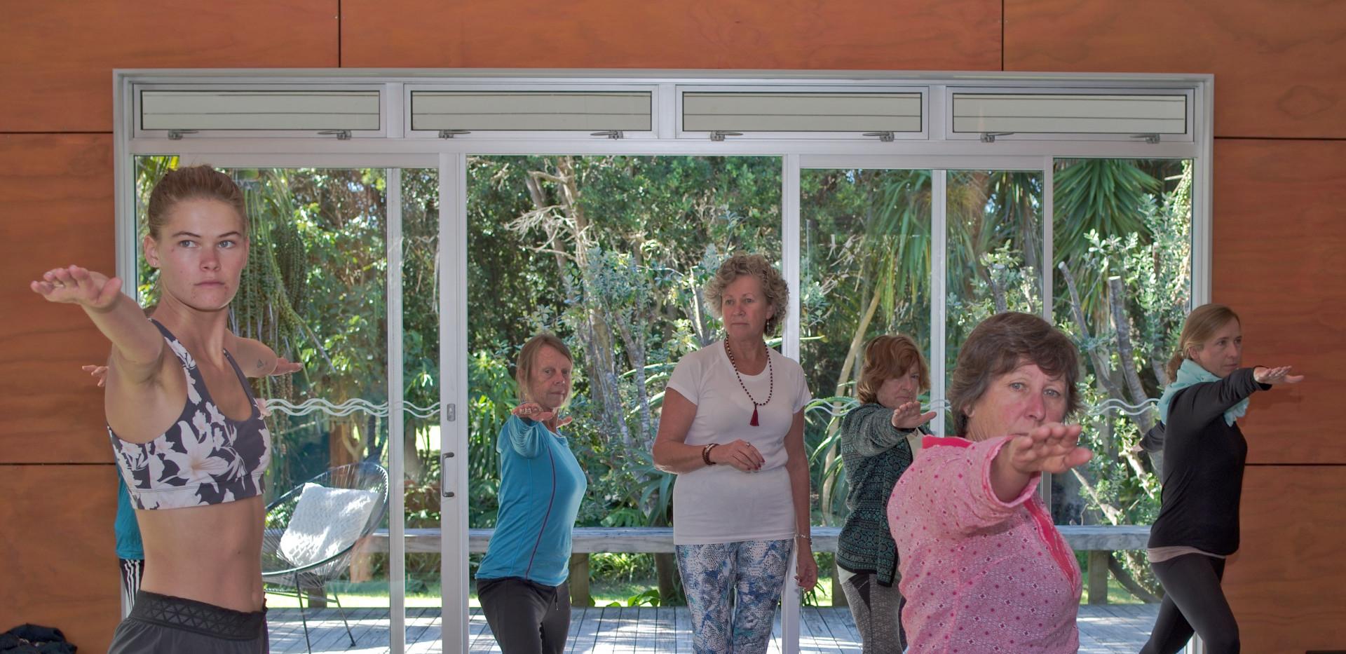 Ebb And Flow Yoga - Women's Yoga Retreat 2019