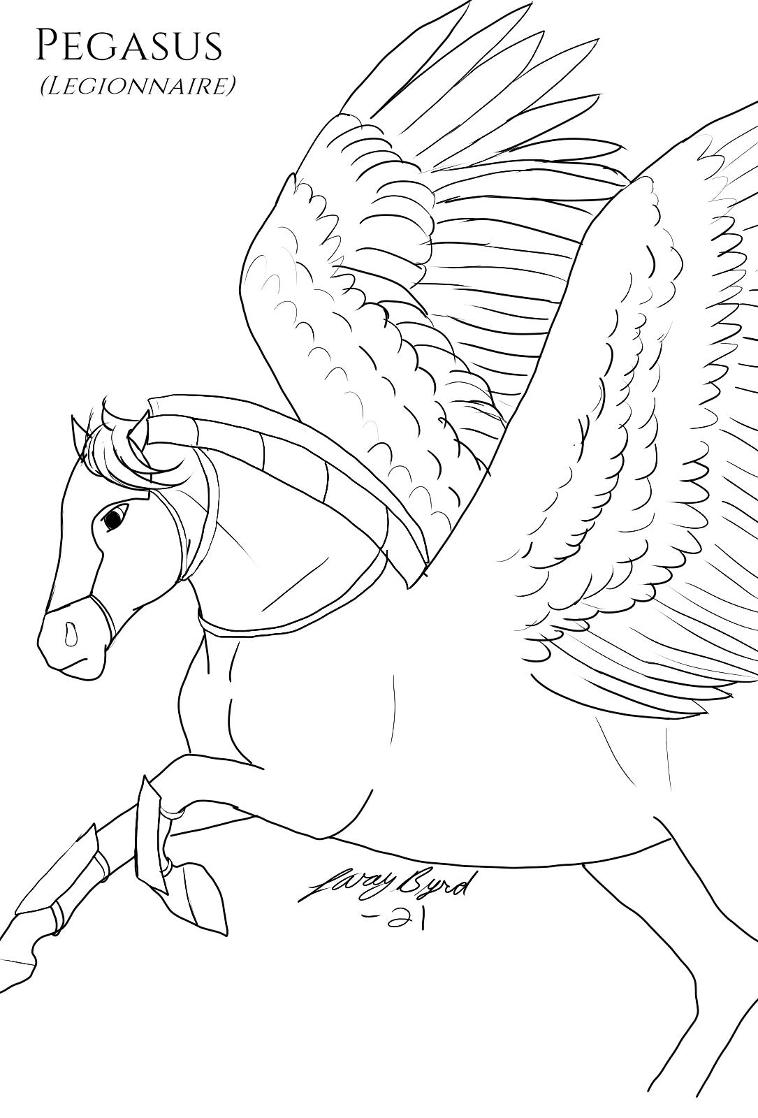 Pegasus of Tonarius