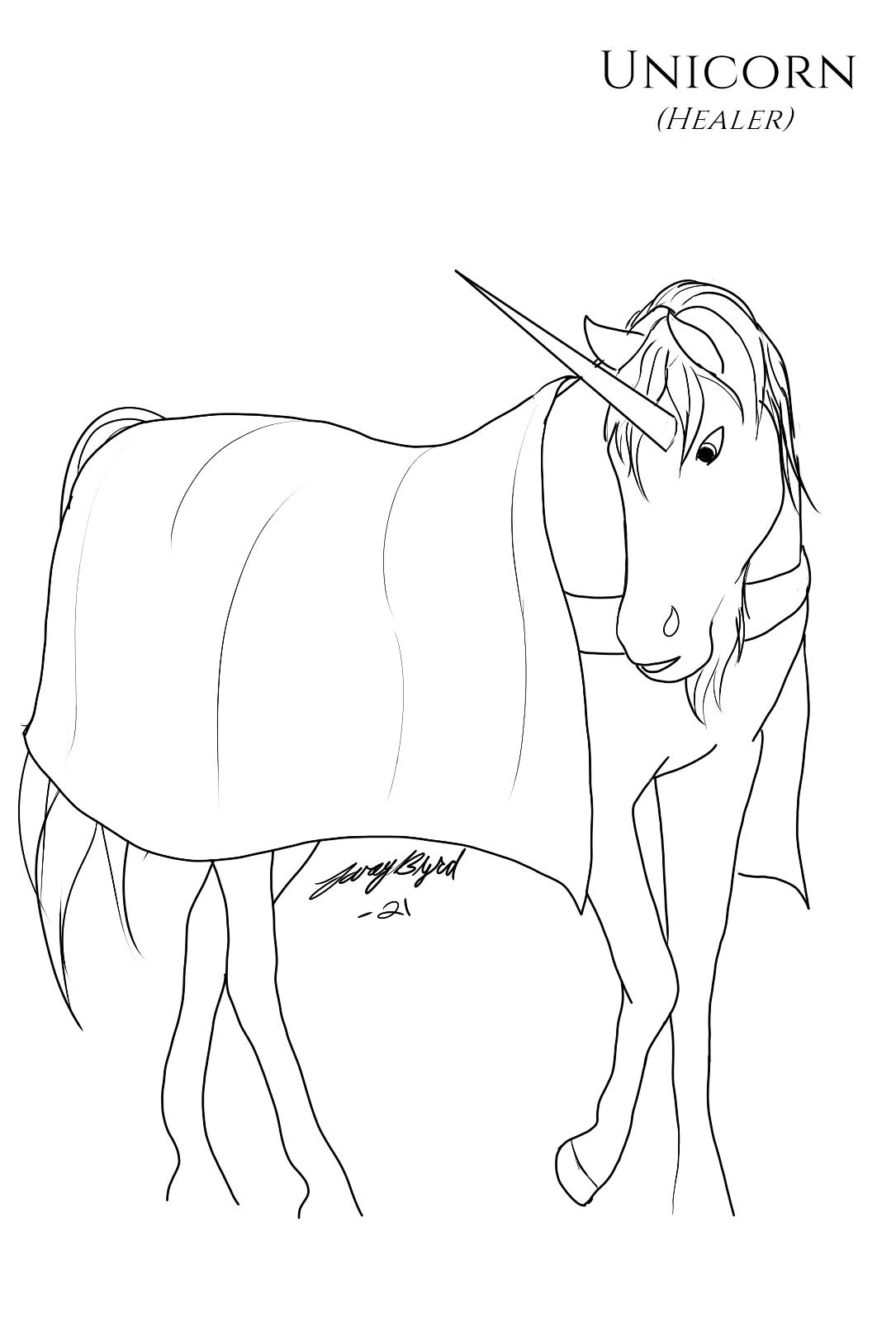 Unicorn of Shalomar