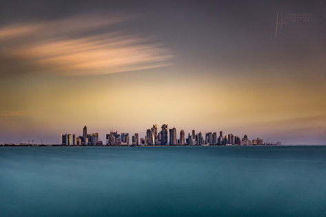 Windy Doha