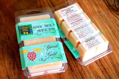 Spiced Gold Soy Wax Melts