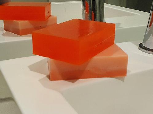 Crisp Apple Rose Bar Soap