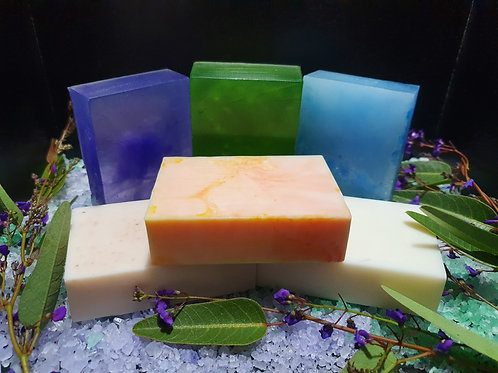 Scent Free Bar Soap 125g