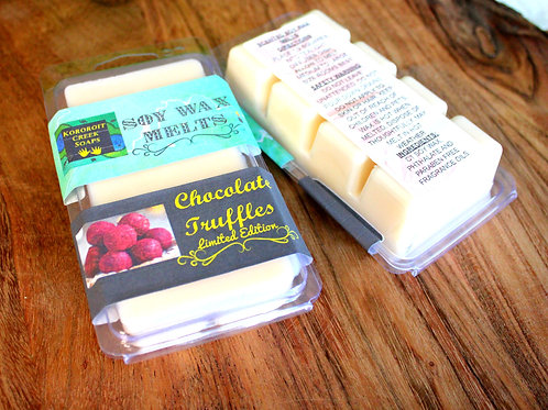Chocolate Truffle Soy Wax Melts