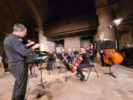 Soirée au Conservatoire de Musique de Villejuif