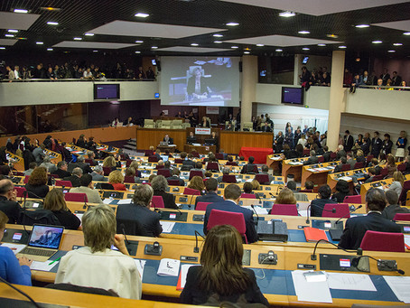 CP - Je démissionne de mon mandat de conseillère régionale d'Ile-de-France