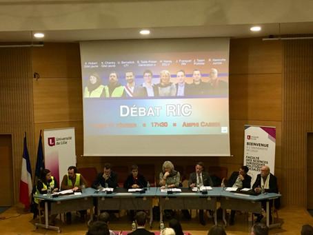 Débat sur le RIC : la délibération collective est essentielle pour notre démocratie
