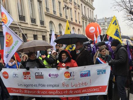 Stop à la dégradation du service public de l'emploi