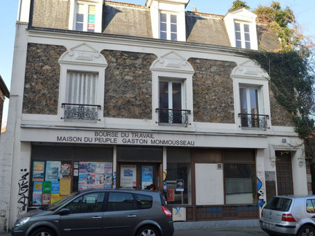 CP - J'interpelle le Ministre du Travail sur la pérennisation des bourses du travail en France