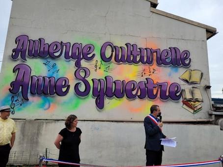 Un nouveau lieu de mutualisation associative et culturelle Anne Sylvestre ouvre ses portes !