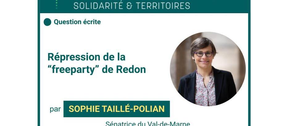 """QE - Répression de la """"freeparty"""" de Redon"""